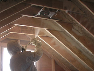 foam insulation benefits for Ohio homes
